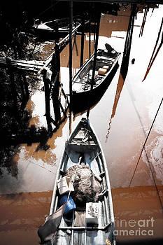 Life is like a Boat by Tomatoskin Kam