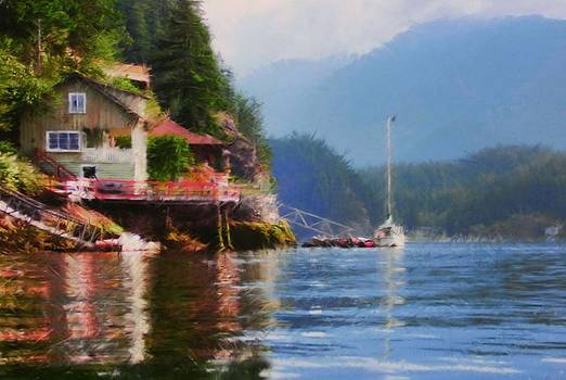 Diana Cox - Life on Indian Arm