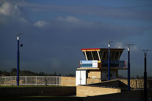 Noel Elliot - Lifeguard Tower