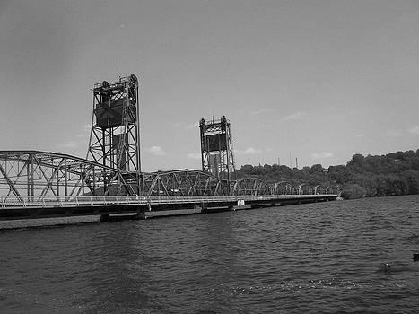 Lift Bridge 2 by Mary Schriber