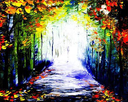 Light by Artist Singh
