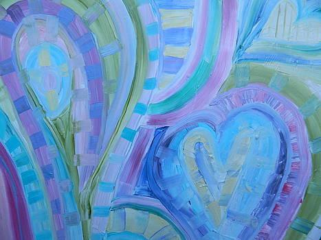 Kat Kemm - light hearts