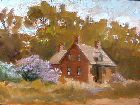 Light House by Larry Christensen