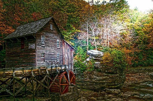 Randall Branham - Light on the Mill