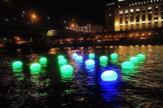 Light Orbs by Brynn Ditsche