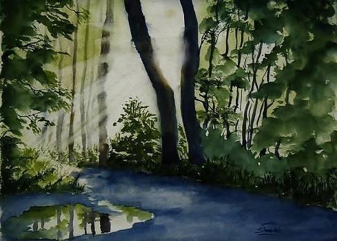 Light by Shashikanta Parida