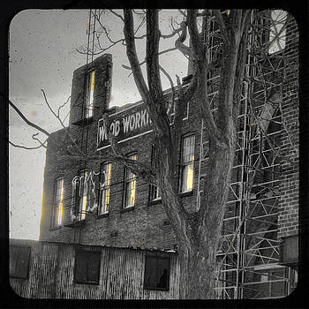 Gothicrow Images - Old Industrial Light Streams