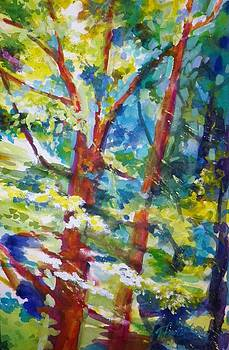 Light Trees and Speed by Therese Fowler-Bailey