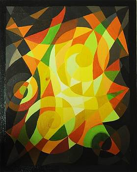 Lightening Fire by Isha Talmale
