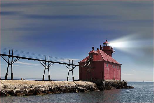 Lighthouse by Fuad Azmat