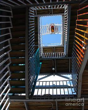 Anne Ferguson - Lighthouse Look Up
