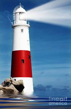 Simon Bratt Photography LRPS - Lighthouse on rocks