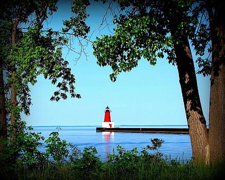 Ms Judi - Lighthouse Portrait