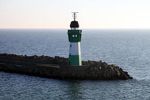 Lighthouse Ruegen by Falko Follert