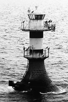 Lighthouse Trelleborg Sweden by Falko Follert