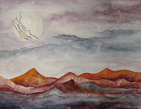 Lesley Atlansky - Lightning Moon