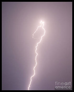 Lightning Storm by Ronald Williamson
