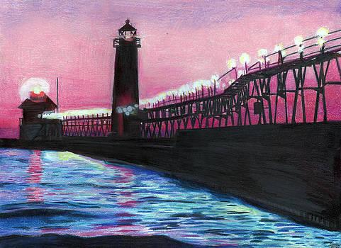 Lights by Ian Tullock