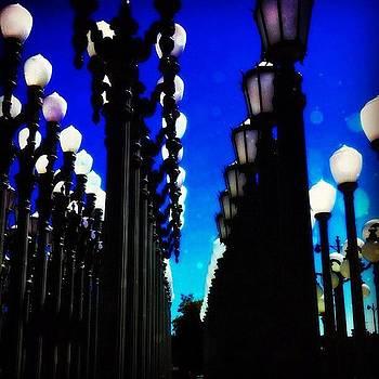 Lights Out by Melanie Kartawinata