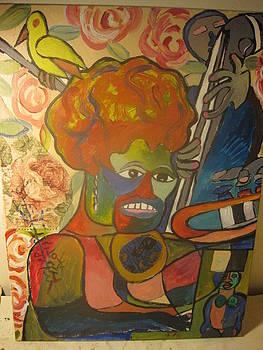Lil Armstrong by Armando Alleyne