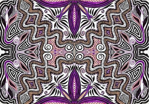 Samar Asamoah - Lilac Garden3