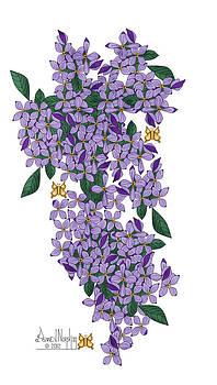Liliacs by Anne Norskog