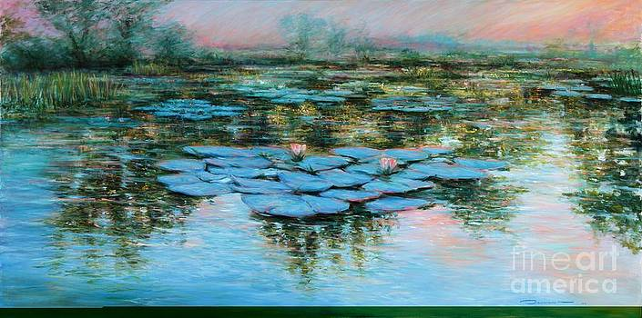 Lilies Lilies by John Galvan