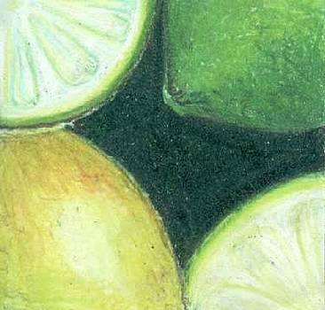 Limes by Judith Correa