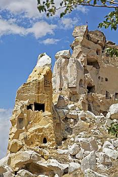 Kantilal Patel - Limestone caves architecture