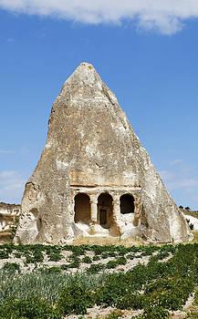 Kantilal Patel - Limestone Church Field of Crops