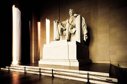 David Hahn - Lincoln Memorial