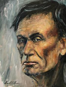 Lincoln Portrait #14 by Daniel W Green