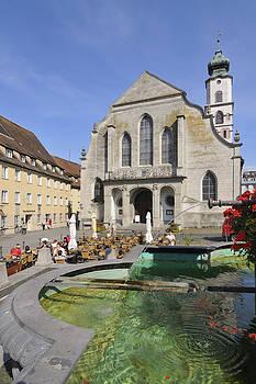 Lindau Bavaria Germany by Matthias Hauser
