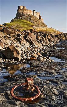 Lindisfarne Castle No2 by George Hodlin