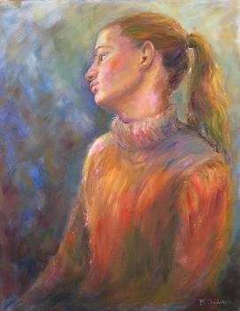 Lindsay by Bonnie Goedecke