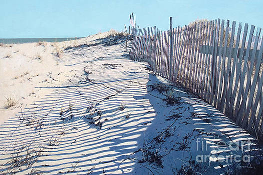 Lines in the Sand by Gary Gowans