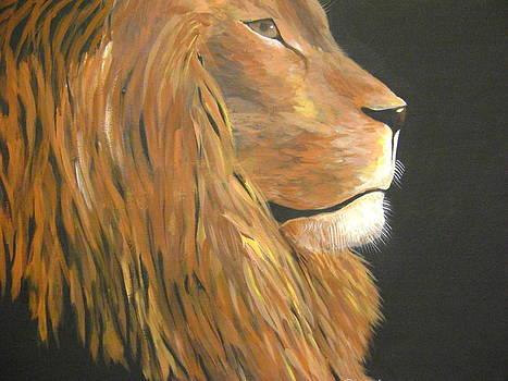 Lion Lite by Barbara Sudik