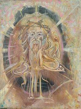 Lion Of Judah by Brian c Baker