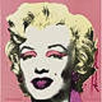 Lithography by Marilyn Monroe