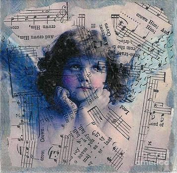 Ruby Cross - Little Blue Angel