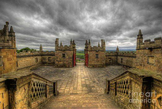 Yhun Suarez - Little Castle Entrance - Bolsover Castle