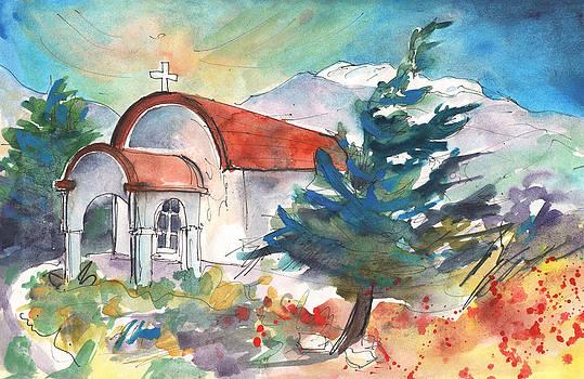 Miki De Goodaboom - Little Church by Agia Galini