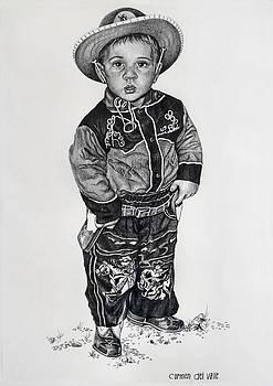 Carmen Del Valle - Little Cowboy