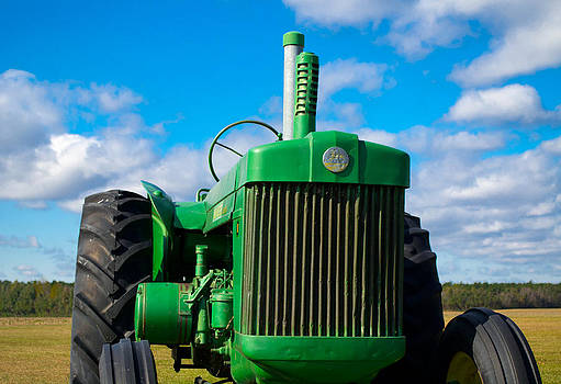 Mike Shaw - Little Green Tractor
