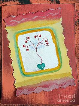 Little Hearts 5 by Anjali Vaidya