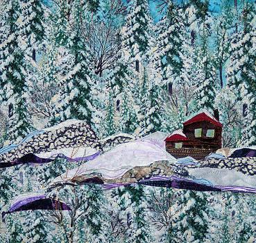 Little House In the Woods by Maureen Wartski