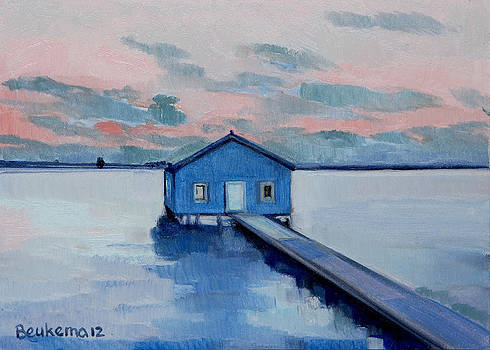Little House on the Water by Debbie Beukema