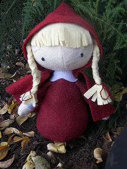 Little Red Ridinghood by Leeanne Vavra