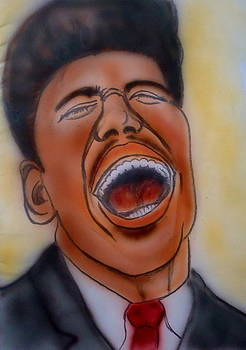 Little Richard by Pete Maier