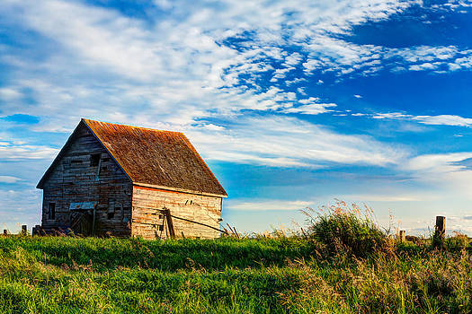Matt Dobson - Little Shed on the Prairie